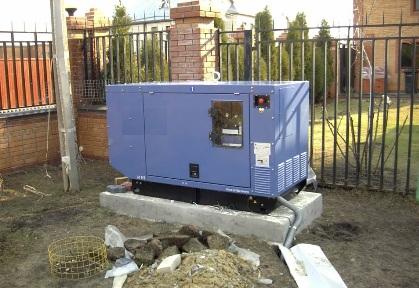 О дизельных генераторах: преимущества